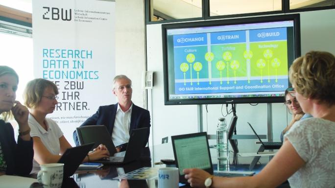 Poster zum Video Open Science: Forschung verändert sich