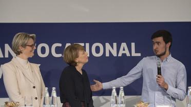 Im Gespräch mit Jaime Garcia del Hoyo, der seine Beweggründe für eine Ausbildung bei Siemens erläutert.