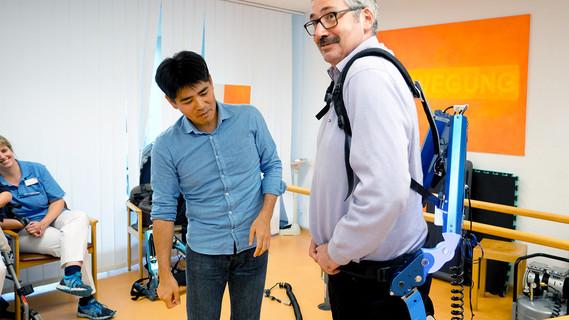 Michael Pflüger vom Pflegepraxiszentrum Nürnberg