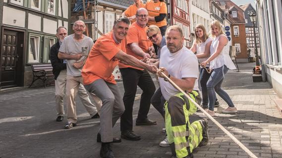 Gemeinsam Zukunft gestalten: Hessische Gemeinden kooperieren mit Forschenden für attraktive Ortszentren.