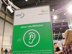 """Poster zum Video Der JOBSTARTER-Erlebnisparcours """"Try five! – Fünf Sinne für deine Zukunft\"""