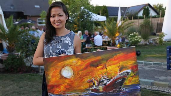 Quynh Nhu Duong war damals sechs Jahre alt. Heute lebt sie in der Nähe von Frankfurt und ist Lehrerin an einer Gesamtschule in Raunheim.