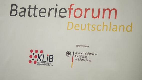 Logo zum Batterieforum