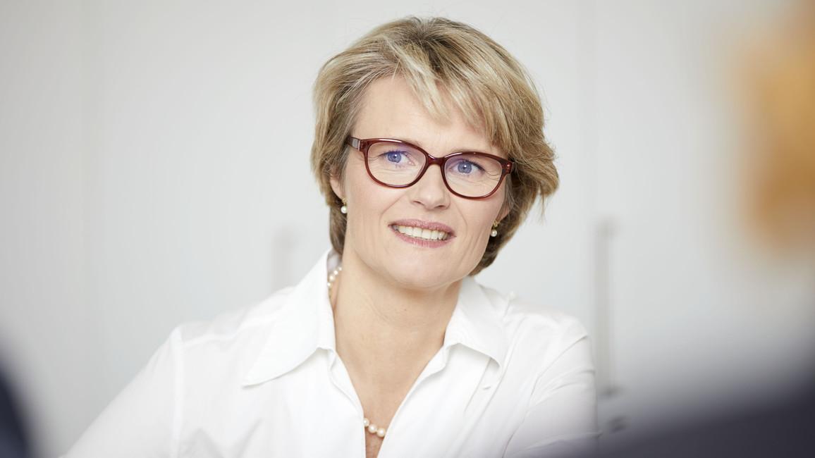 Portrait Anja Karliczek