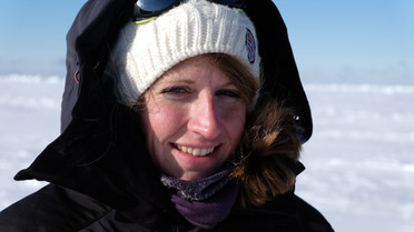Forschung im Eis