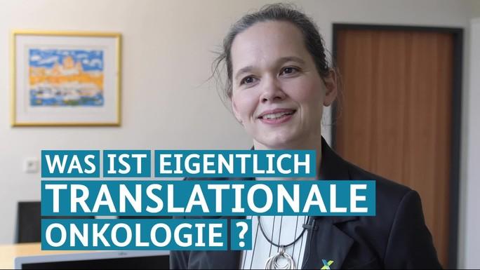 Poster zum Video Veronika von Messling - Translationale Onkologie im HI-TRON in Mainz