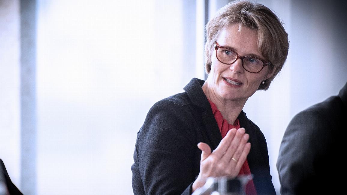 Politischer Morgen mit BM Anja Karliczek zum Thema 'Zukunftsfähige Bildung und Forschung'