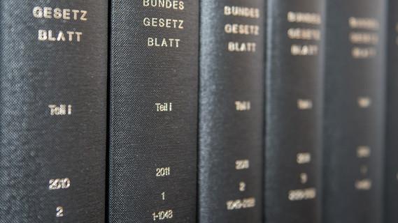 Bände des Bundesgesetzblattes