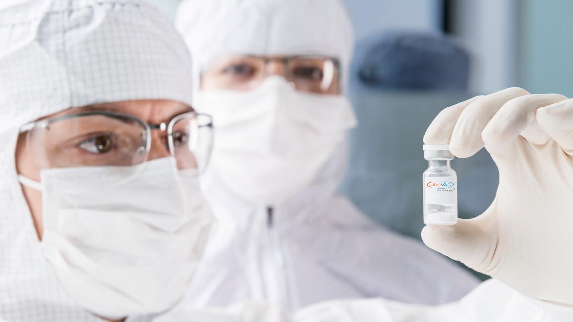 CureVac neue Impfstoffe