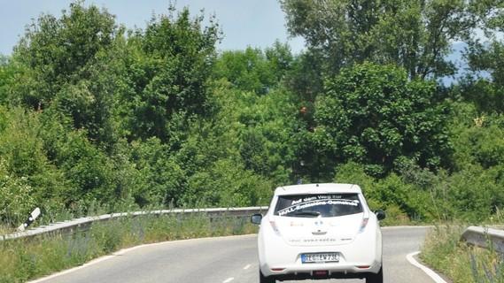 Per E-Mobil Richtung Nachhaltigkeit: Die Gemeinde Sprendlingen-Gensingen lebt nach dem klimaneutralen Null-Emissions-Konzept.
