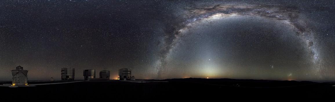 Südsternhimmel