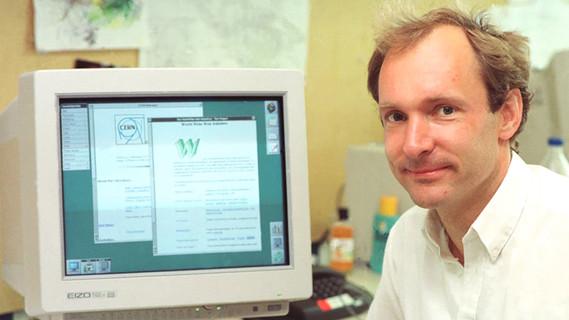 Tim Berners-Lee groß