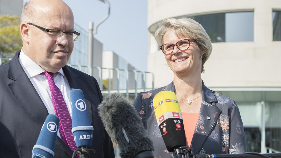 Quiz Bundesministerin Anja Karliczek Ein Jahr Im Amt Bmbf