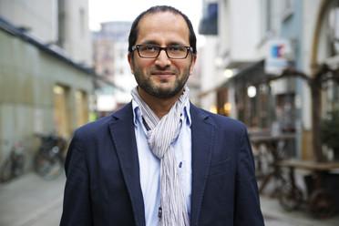 Hakan Tosuner, Leiter der Geschäftsstelle des Avicenna-Studienwerks