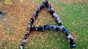 Gruppenbild der Avicenna Stipendiaten