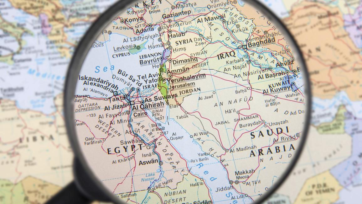 Afrika und Naher Osten