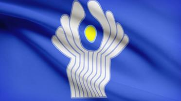 Flagge der GUS