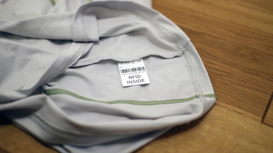 Projekt SEKT RFID Textilien