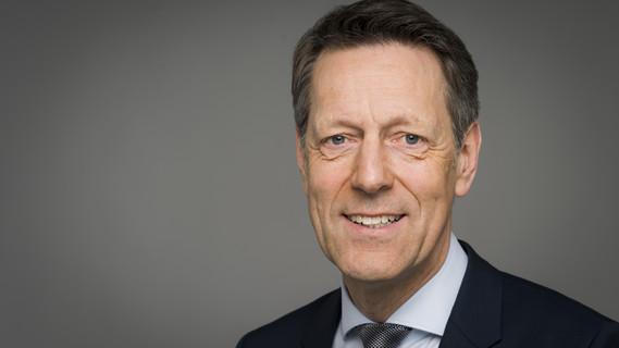 Dr. Georg Schütte, Staatssekretär im Bundesministerium für Bildung und Forschung