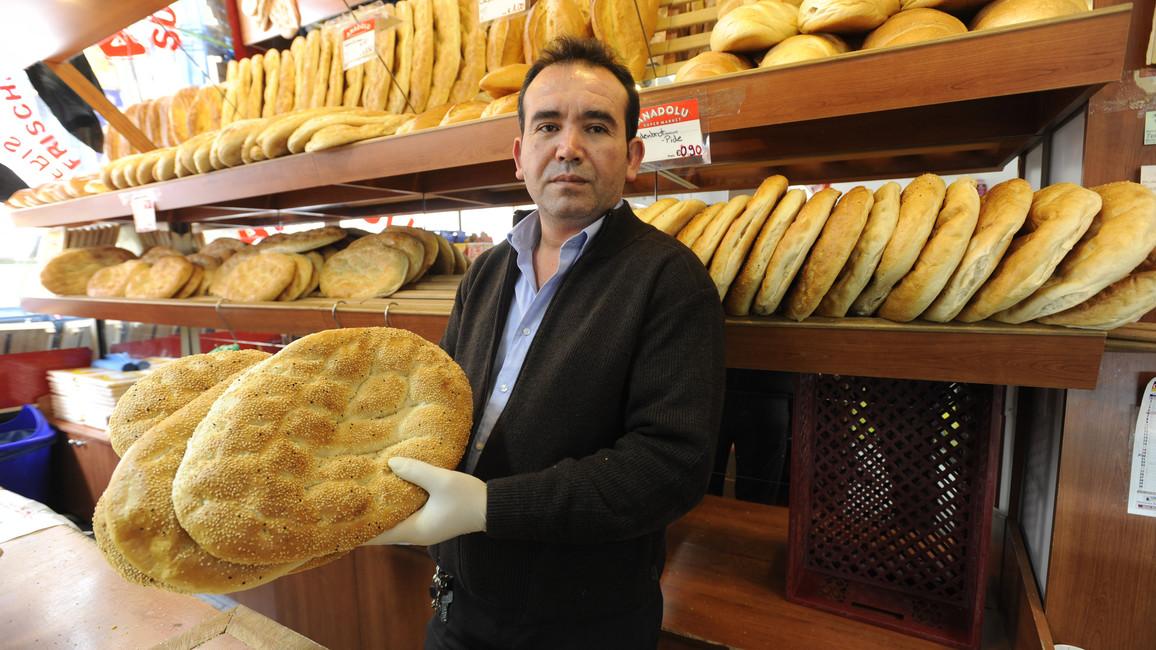 Türkischer Händler