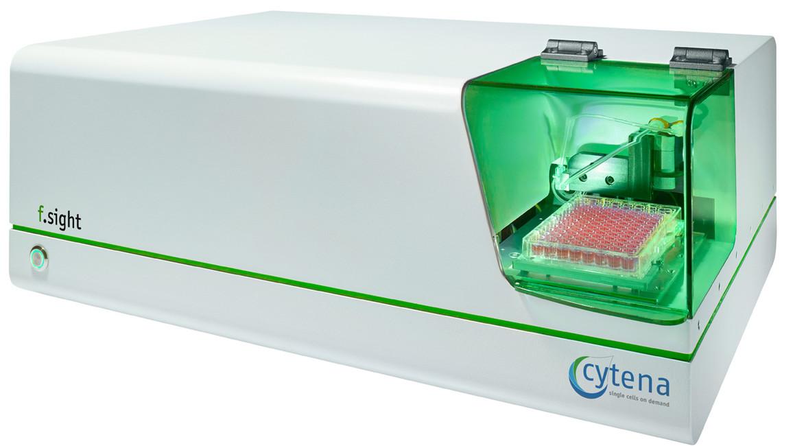 cytena Drucker Zellen Einkapselung