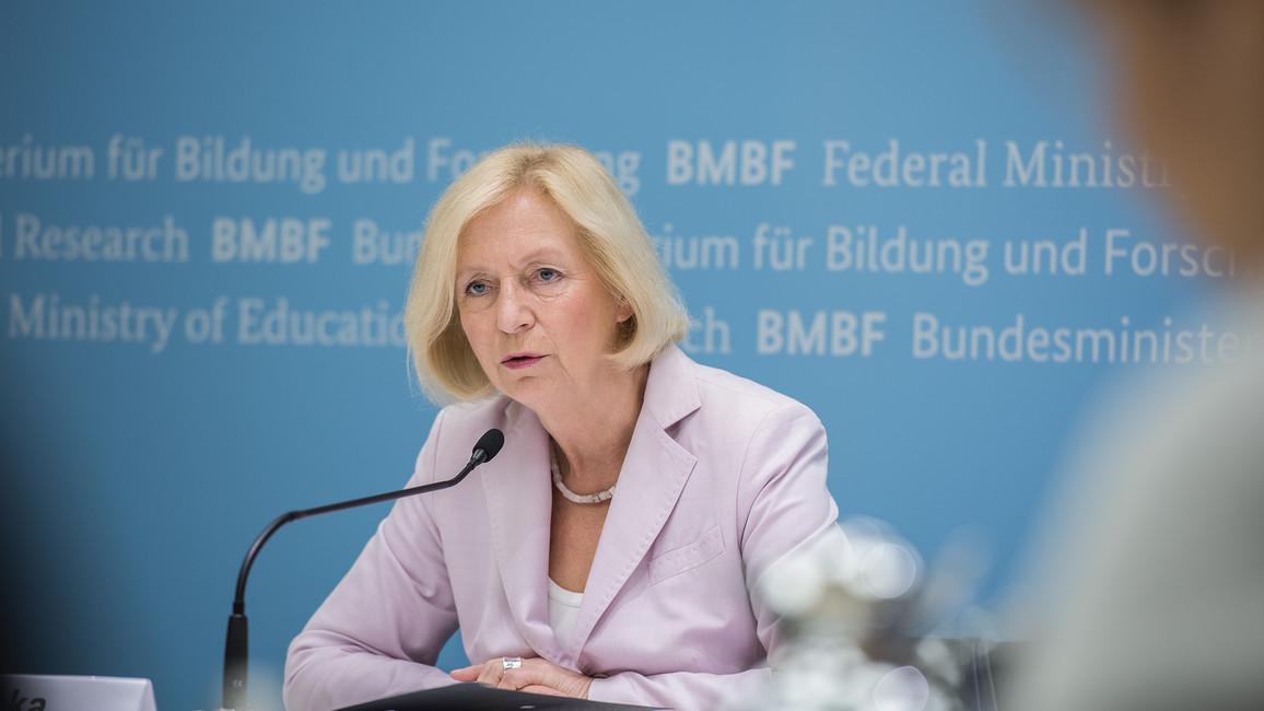 PK zu Maßnahmen des BMBF für Flüchtlinge