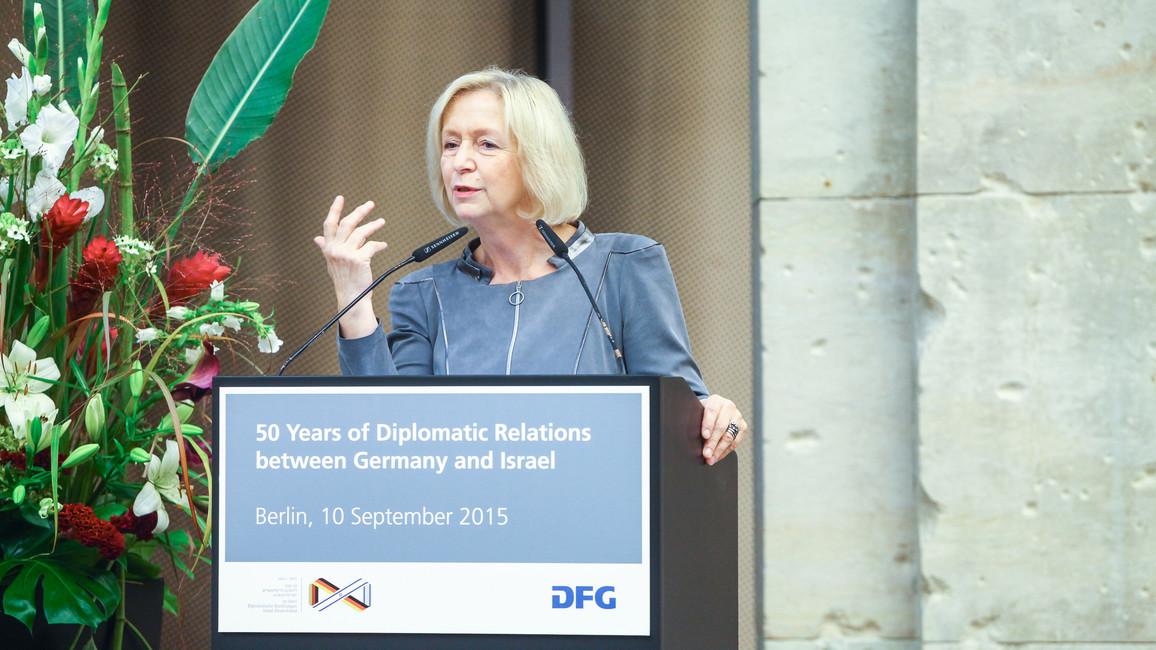 50 Jahre Diplomatische BeziehungenDeutschland – Israel