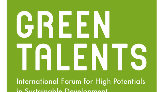 Logo Green Talents