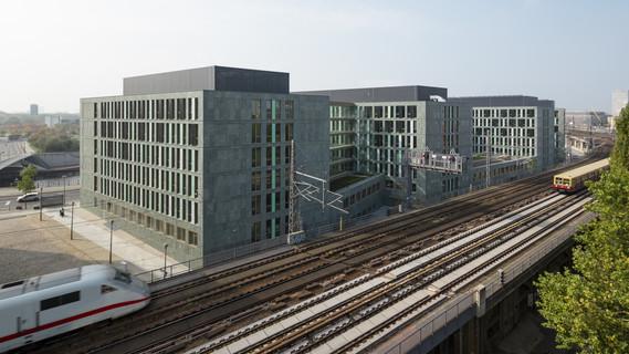 Neubau BMBF
