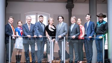 Die diesjährigen Empfänger einer Alexander von Humboldt-Professur.