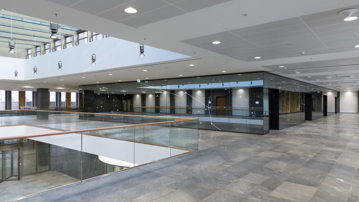 Moderne Ästhetik, nachhaltige Bauweise - BMBF