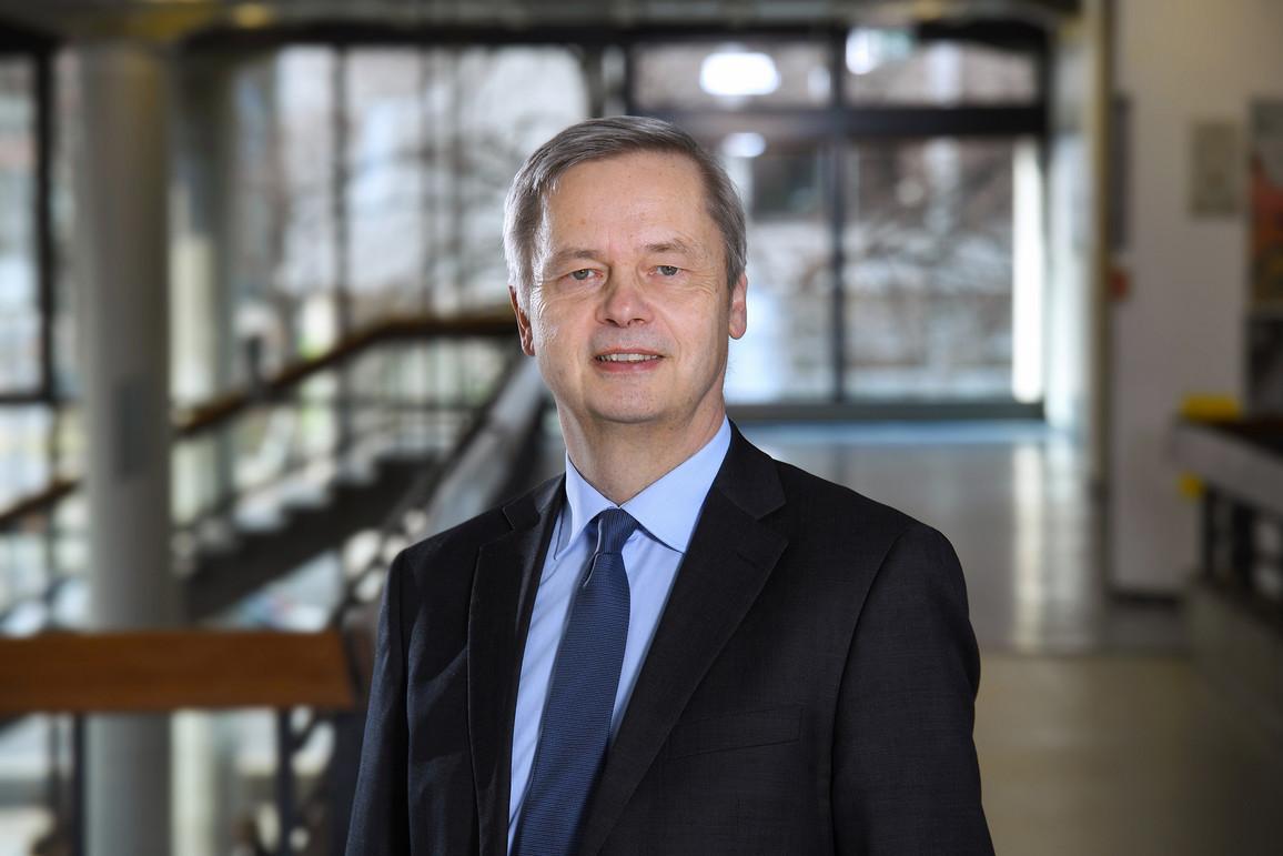 Christian Thomsen ist Präsident der TU Berlin.