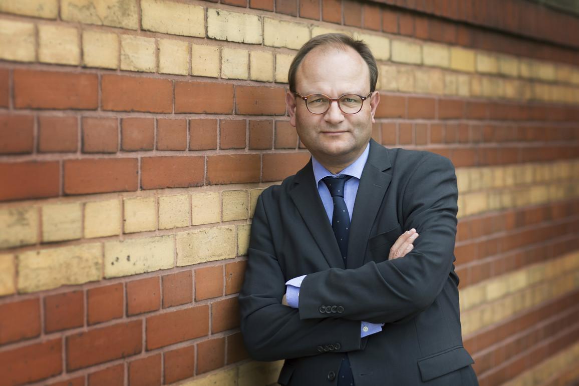 Ottmar Edenhofer ist einer der Direktoren des Potsdam-Institut für Klimafolgenforschung