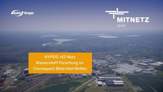 Poster zum Video HYPOS: H2-Netz