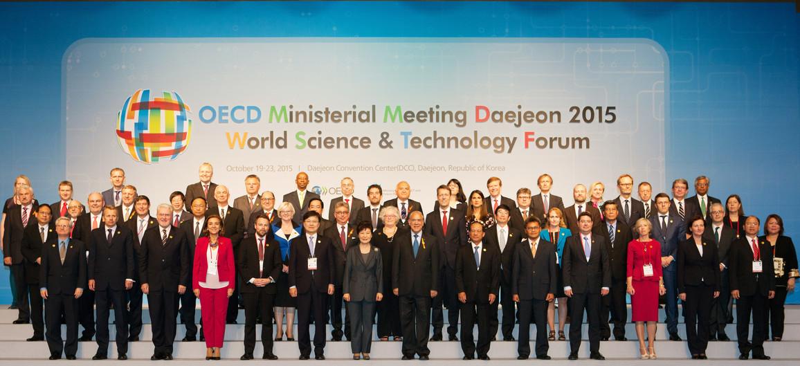 OECD-Konferenz Daejeon