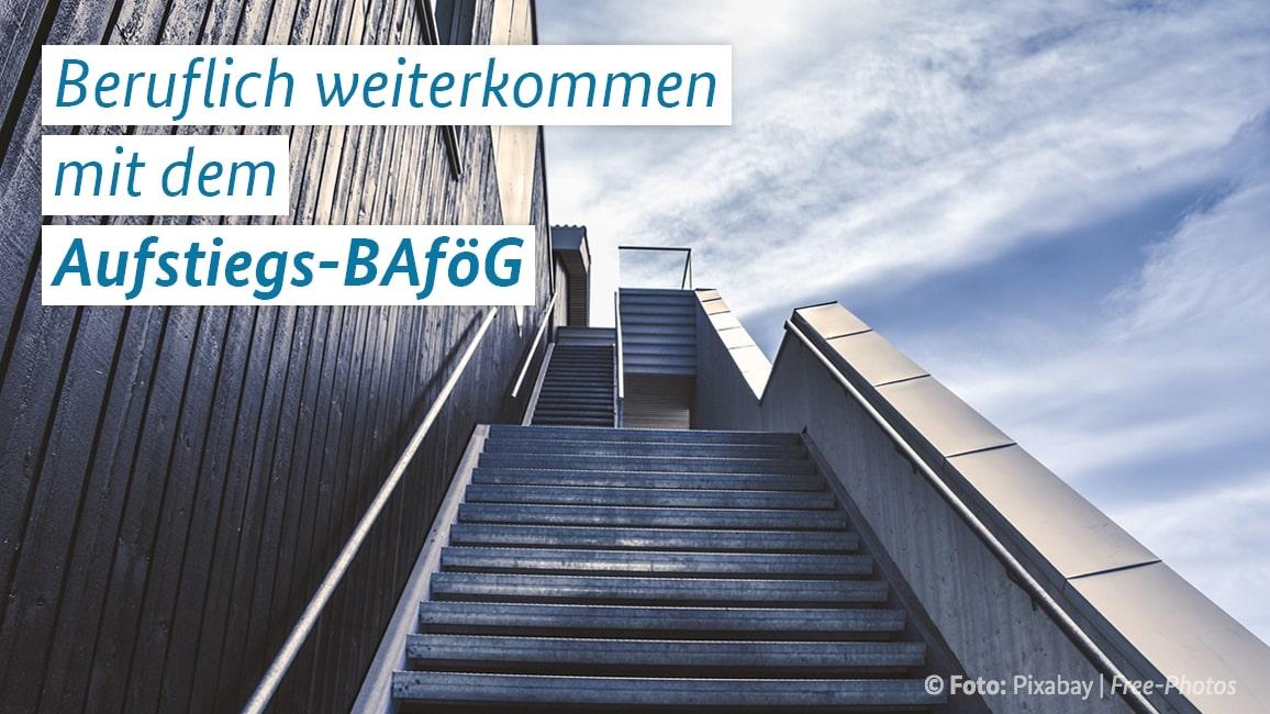 Aufstiegs-BAföG