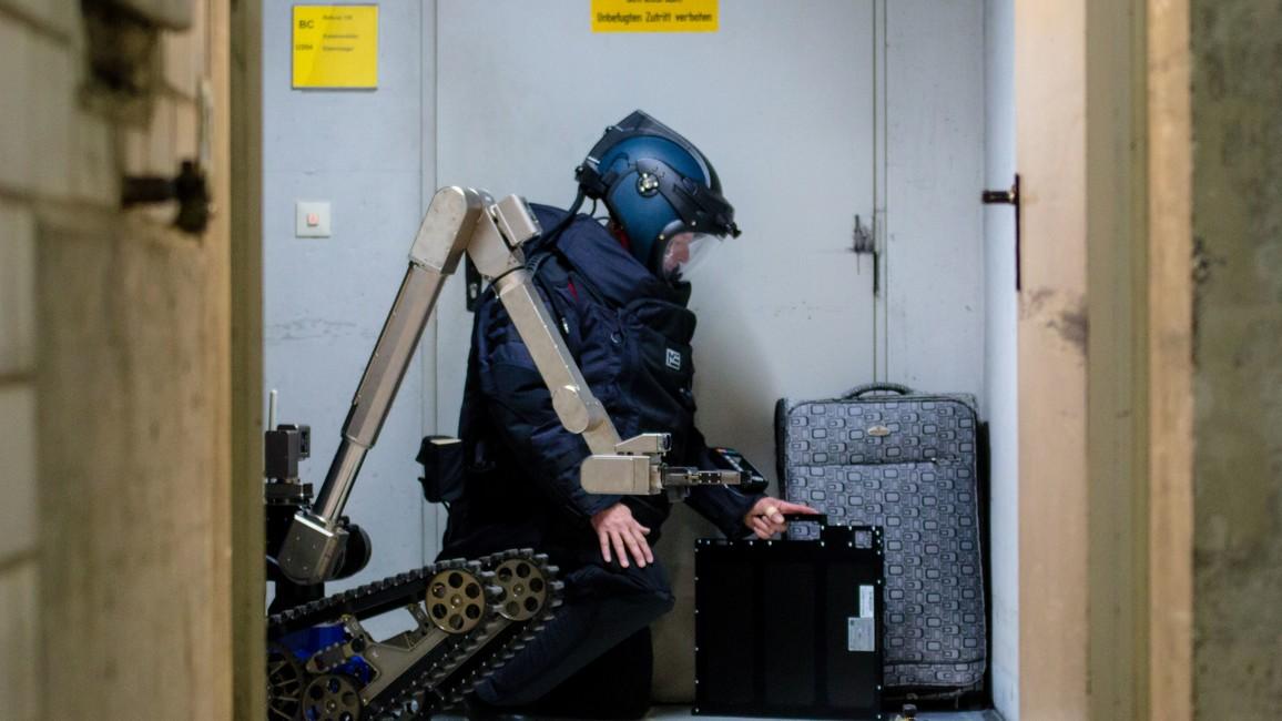 Roboter in der zivilen Sicherheit
