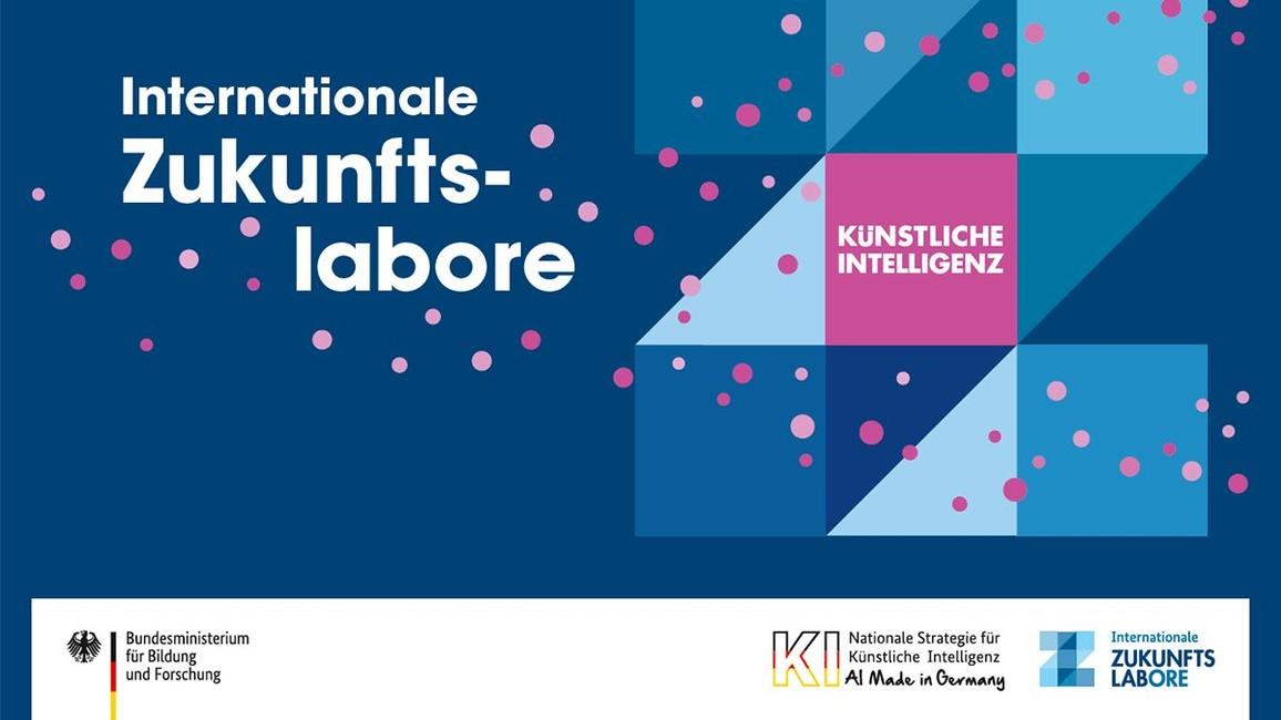 Keyvisual Internationale Zukunftslabore