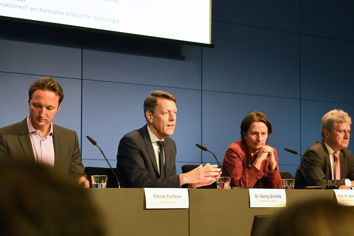 IPCC Sonderbericht PM mit Sts Schütte