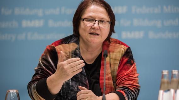Karin Donhauser, Vorsitzende des Auswahlgremiums