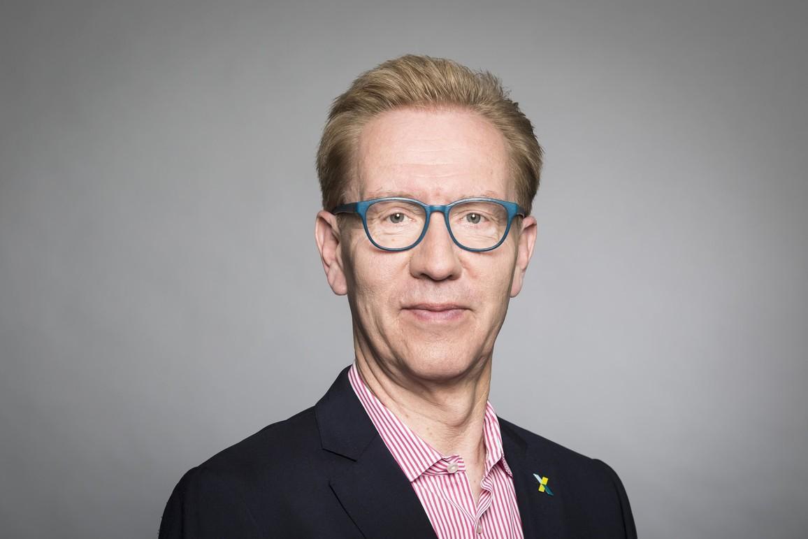 Staatssekretär Wolf-Dieter Lukas