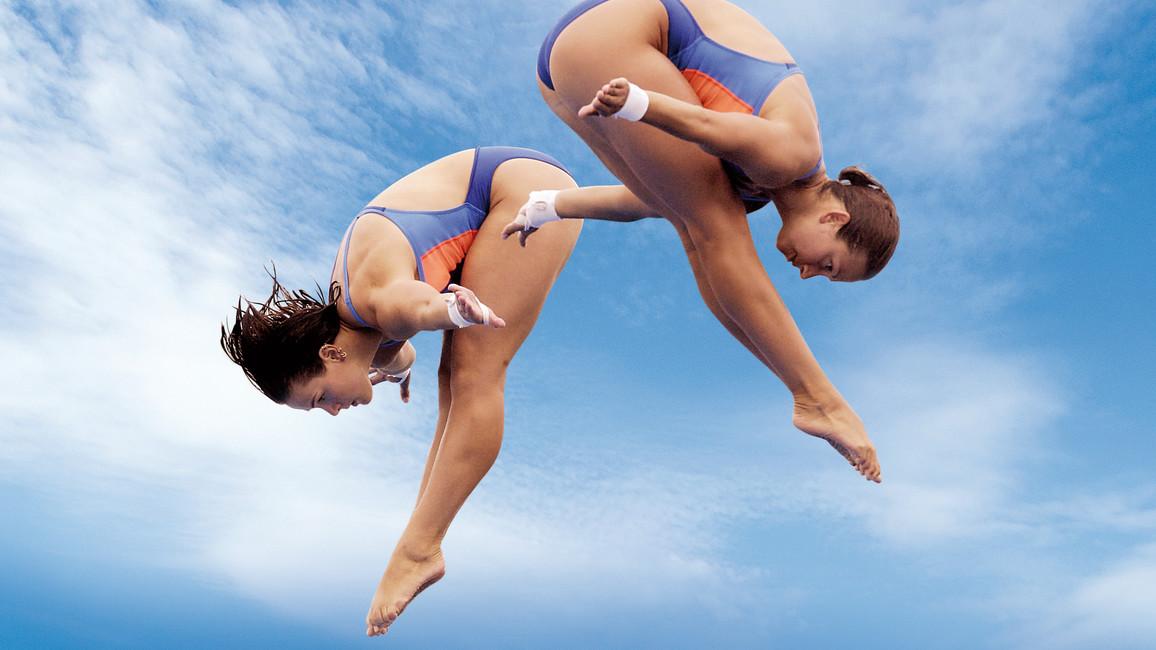 Wasserspringerinnen