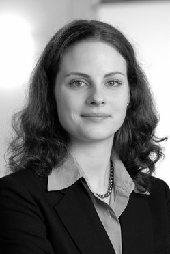 Annika Nitschke vom THW.