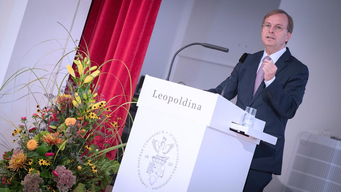 Jahresveranstaltung Leopoldina