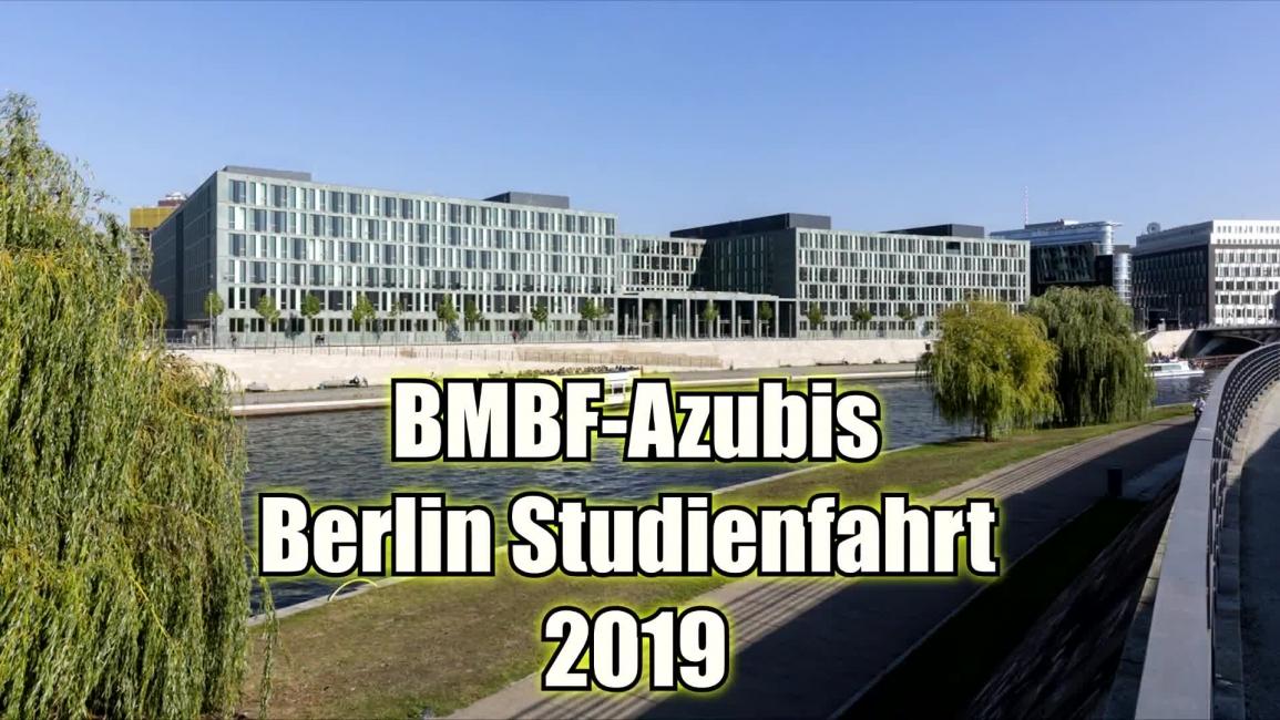 Poster zum Video Berlin Studienfahrt 2019