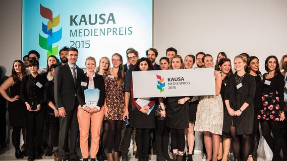 KAUSA Medienpreis verliehen