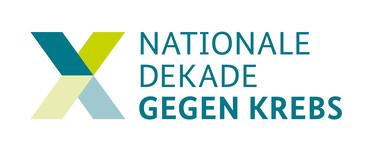 Nationale Dekade gegen Krebs Logo