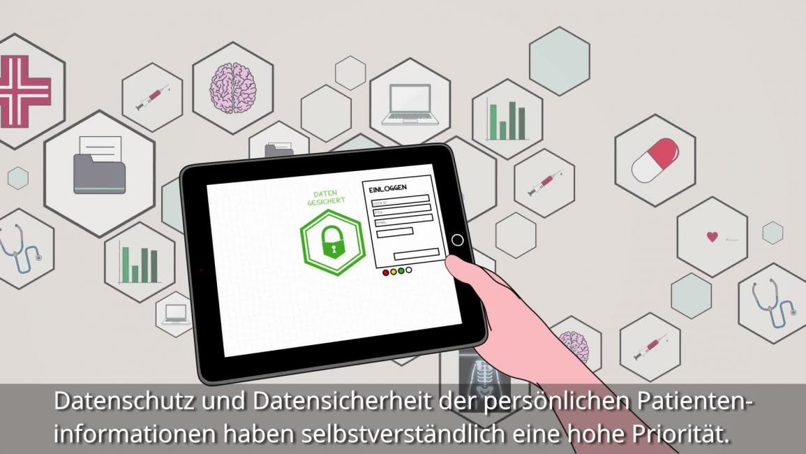 Poster zum Video Medizininformatik - Daten helfen heilen - aber wie?
