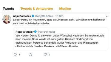 Tweet Karliczek