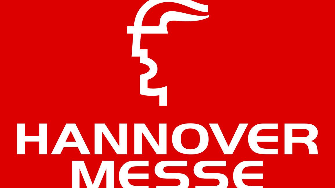 Logo zur Hannover Messe